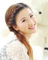最新流行发型设计 最新时尚刘海发型图片欣赏