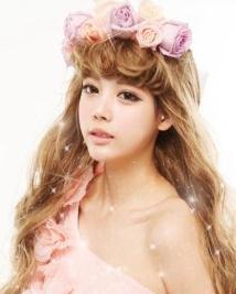韩国超仙假发 让你宛若仙女般美丽