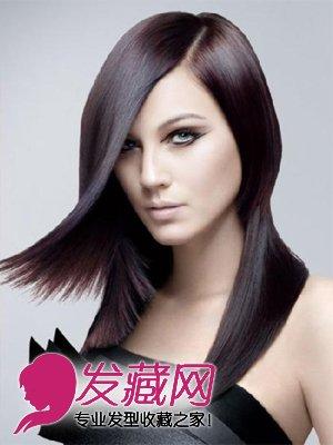 沙宣发型图片-长发发型的沙宣发型设计这款沙宣发型设计图片给那些图片