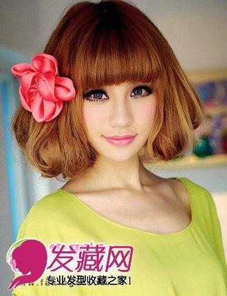 2015流行发型 时尚俏丽的发型设计(4)