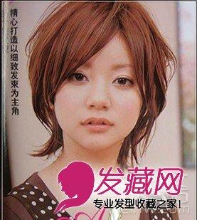 什么脸型配什么发型最好看 4图片