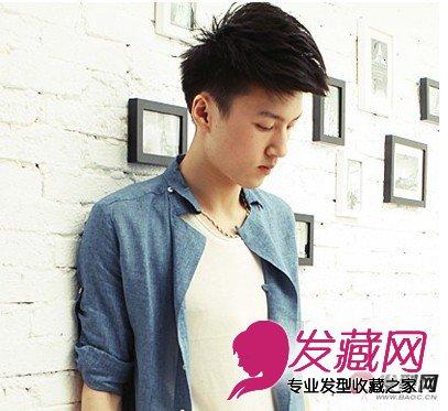 男生短发型设计图片 2015夏季最潮男生短发发型大合集 3