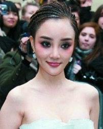 李小璐 学习明星李小璐如何发型设计
