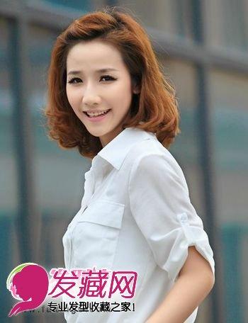 【图】小清新女生发型 2015女生流行发型(6)_女生可爱