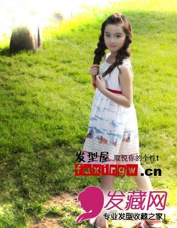 发型 木易/【图】张木易12岁女友akamamiki发型图片秀_...