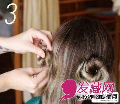 """夏天好想吹吹风?来一款小脸又修颜的""""仙女 →夏季如何盘头发?"""