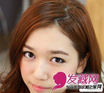 > 充满公主气质的韩式刘海发型图片  导读:这款韩系 刘海编发 ,是一款