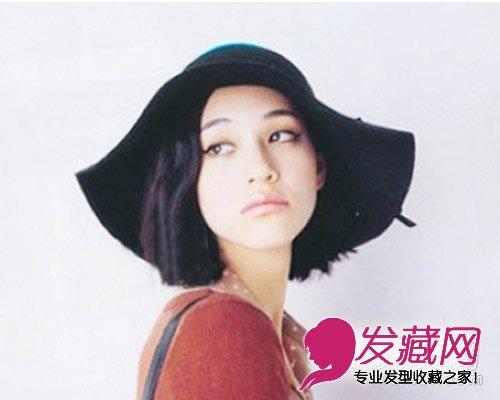 水原希子大玩复古风 10款波波头发型(9)图片