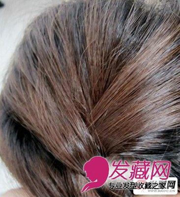 蜈蚣辫的编法图解 靓丽迷人的蜈蚣辫的编发发型(4)