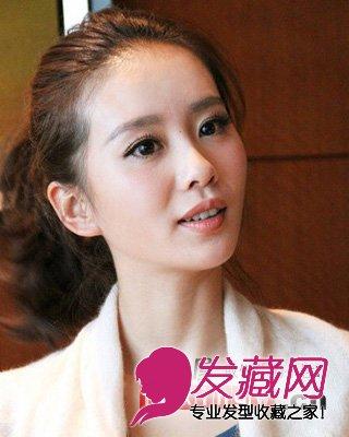 女星刘诗诗刘亦菲唐嫣清纯发型大PK