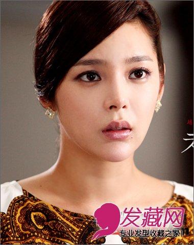 《善良的男人》韩在熙朴诗妍发型 气质轻熟女365bet
