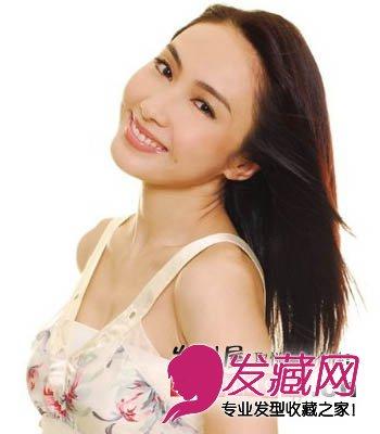 潘阳唯美孕照曝光 演绎孕妇适合清新发型 →丸子头发型甜美迷人图片