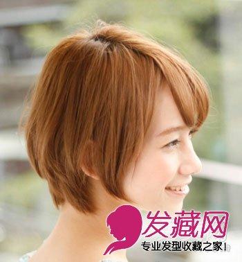 【图】人气学生小清新短发