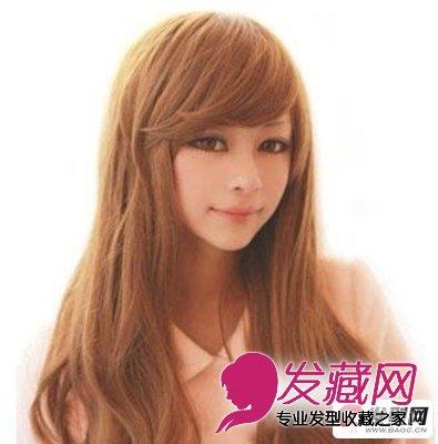 图 染发 颜色 大全 时尚 靓丽 2013 最新 潮流 染发