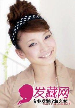 【图】秋季简单发型 适合相亲淑女发型(6)_女生发型与图片