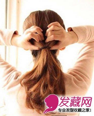 长发怎么扎好看(3)