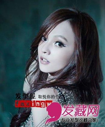 歌坛美少女张韶涵百变发型分享(3)