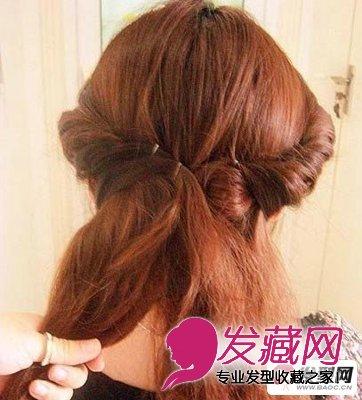 麻花辫编发大全 清新可爱女生发型图片 →头发多难打理?