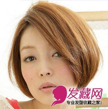 短发怎样才能编起来 简单的短发编发教程(2)图片