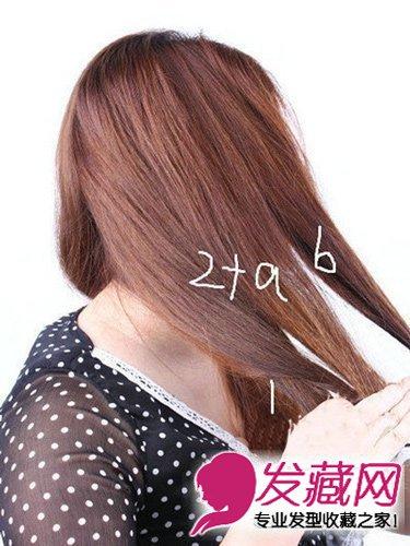 让你一见倾心 →长发变短发 2款夏日实用韩式盘发图解 →气质鱼骨辫