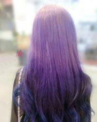 什么发色最流行 渐变色染发点亮沉闷秋季