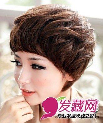 给头发 →2016年短发还流行吗 2016短卷发发型图片 →女生个子矮适合图片