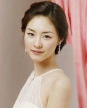 让人无法抗拒的美 韩式新娘发型