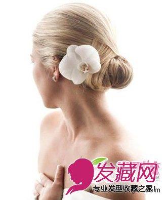 最新优雅浪漫新娘发型图片(5)图片
