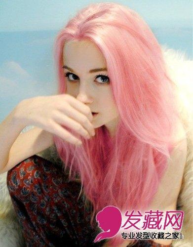 2014头发流行什么色_发型网 流行发型 时尚发型 > 流行染发颜色推荐 潮女必选时尚发色(3)