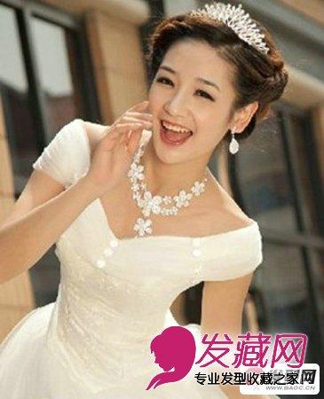 新娘发型大猜想 林心如婚纱照图片图片