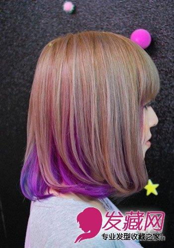 染发正当道 分享今年冬季最流行的发色高清图片