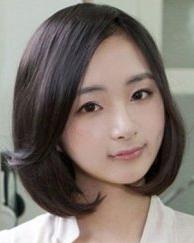 最新女生短发发型 打造个性女王范