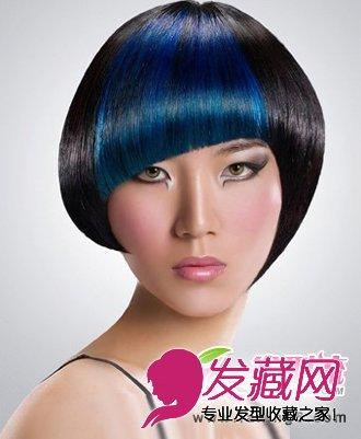 发型/沙宣短发发型图片