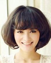 适合矮个子女生的发型  打造2015流行发型