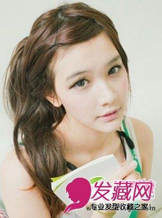 冬季流行可爱发型(3)