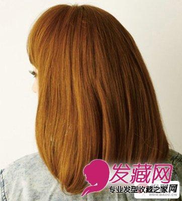 3d女生假发打造完美长头发造型 甜美动人(3)