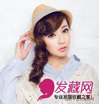 最近流行的女士发型与发型设计(4)图片