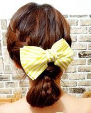 发型/韩式简单编发发型怎么扎打造温婉萝莉范