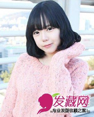 甜美减龄短发发型 最新韩式女生短发 6