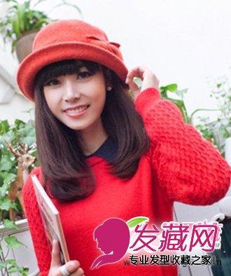 适合戴帽子的女生发型推荐(6)