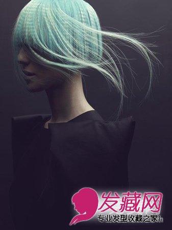 2013冬季最流行的染发颜色 8 高清图片