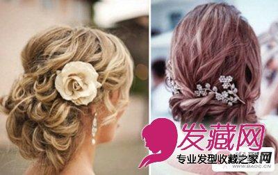 【图】欧式时尚新娘发型