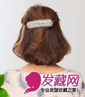 这样扎更显优雅气质 →齐肩短发发型扎法 这样扎双马尾更好看 →女生