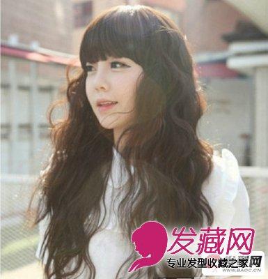 【图】推荐2013流行的女生发型设计