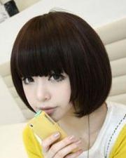 盘点流行韩式发型  五款甜美可爱女生发型