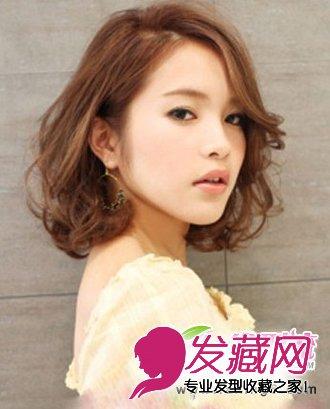 首选浪漫的长烫发发型 →好看的长烫发发型盘点,时尚潮流女生必备