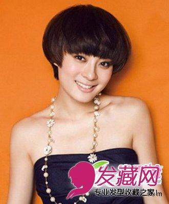 最新短发发型 帅气发型图片 4图片