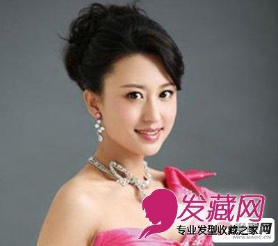 历届春晚女主持人气质头发造型设计大盘点(二)