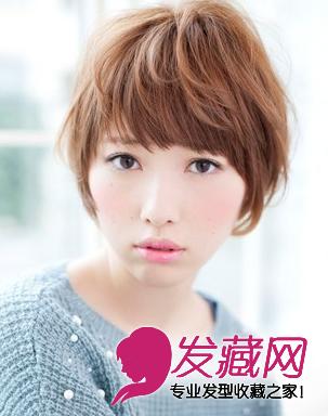 短发发型图片女 4款短发发型热荐图片