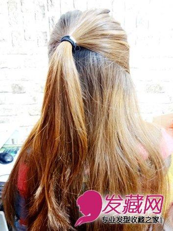 丸子头的扎法图解 →diy编发&丸子头 长发怎么扎好看 →夏日长发怎么图片
